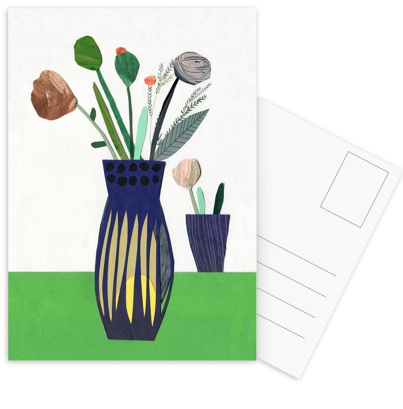 Ranunkeln & Co. 1 cartes postales
