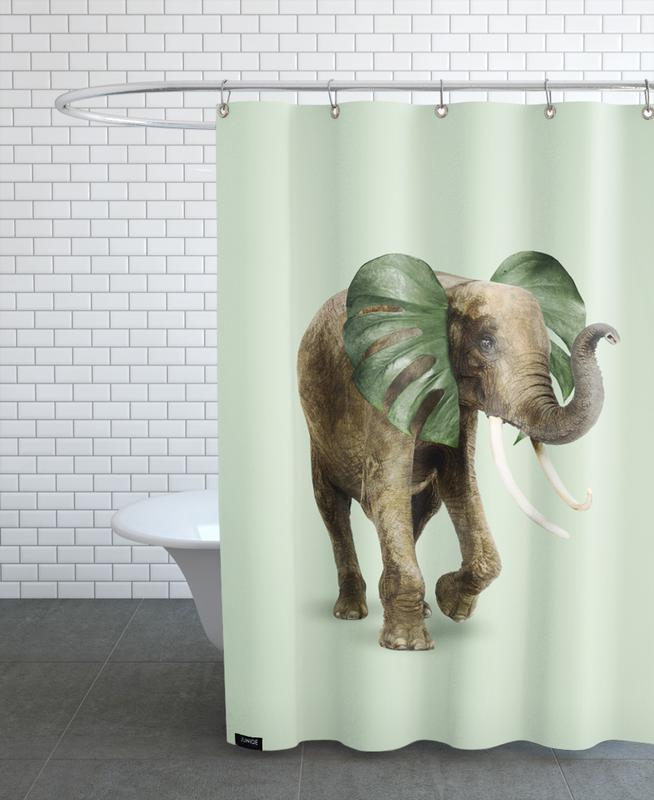 Philophant Shower Curtain