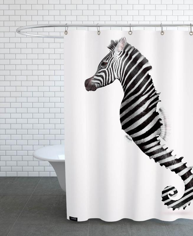 Zeahorse -Duschvorhang