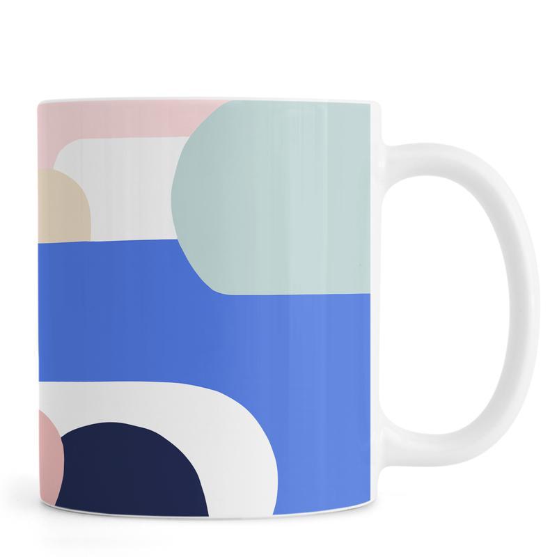 Someday Mountains mug