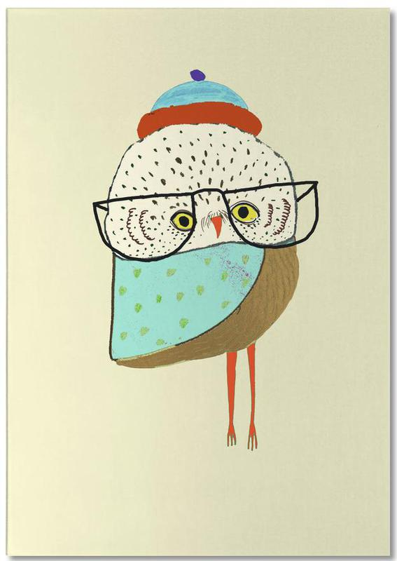 Owl Ickle Notepad