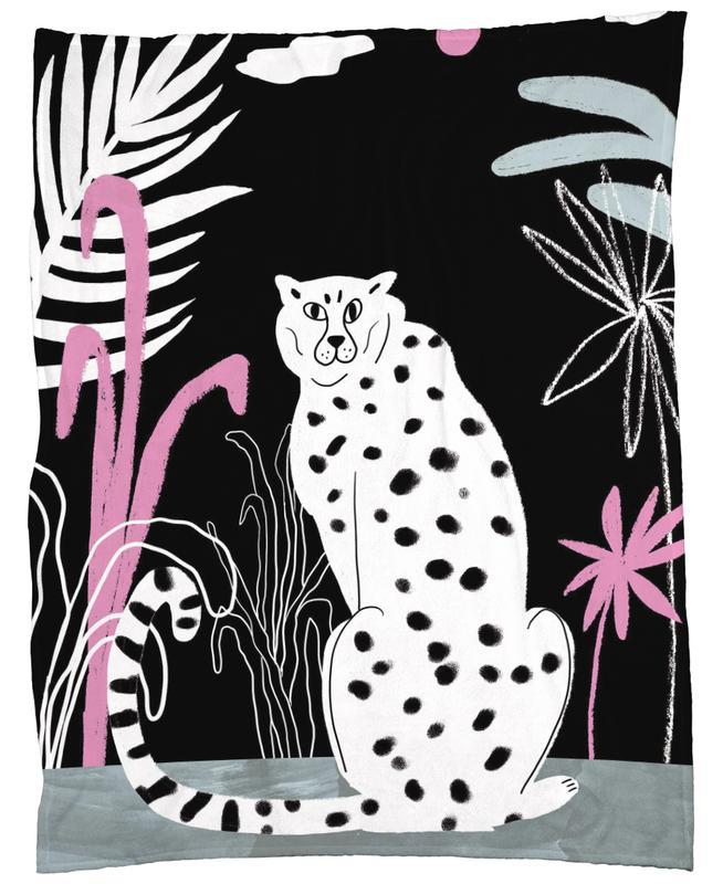 Tropicana - Cheetah and Jungle plaid