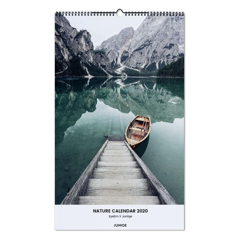 Nature Calendar 2020 - EyeEm x JUNIQE -Wandkalender