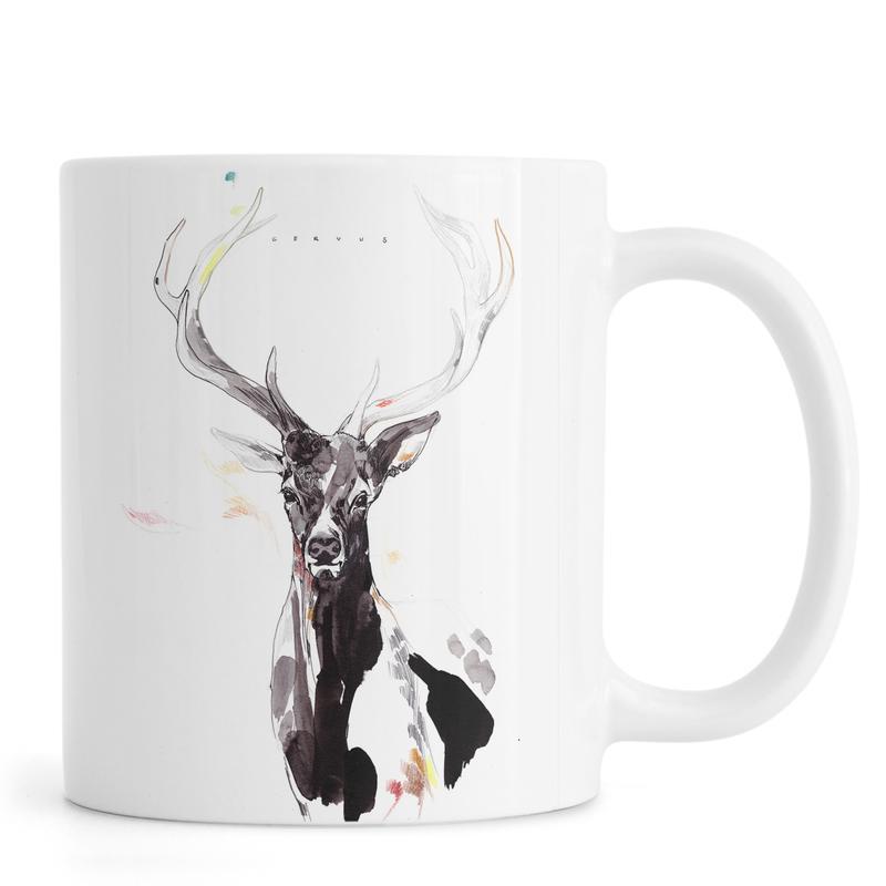 Hirsch 3 Mug