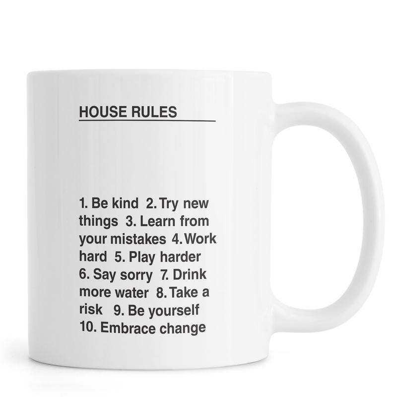 House Rules Mug
