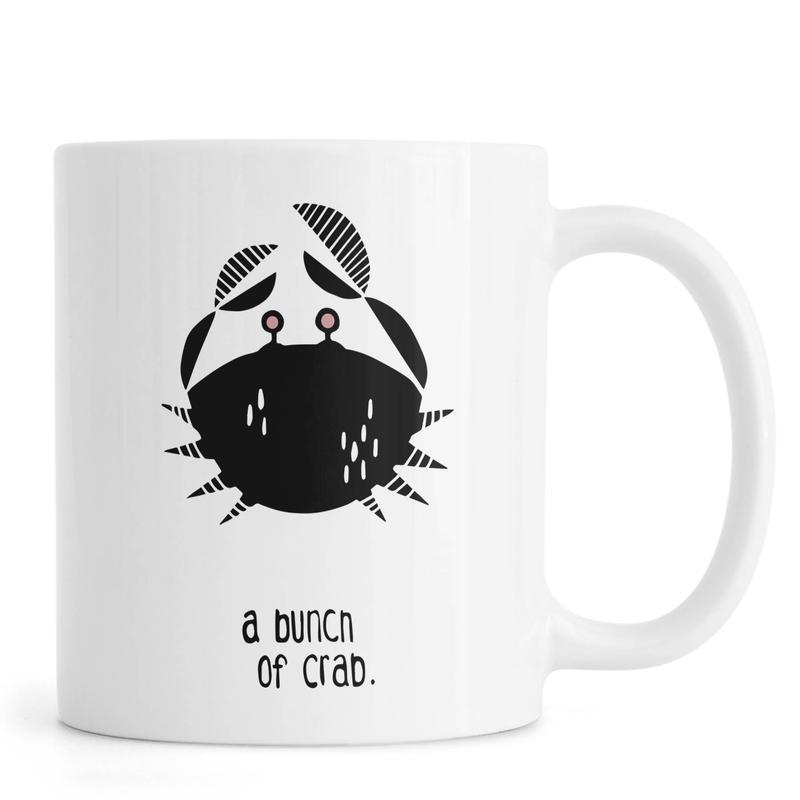 A Bunch of Crab Mug