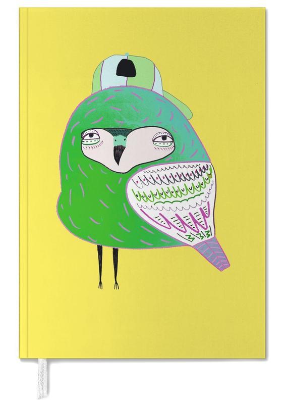 Owl yellow agenda