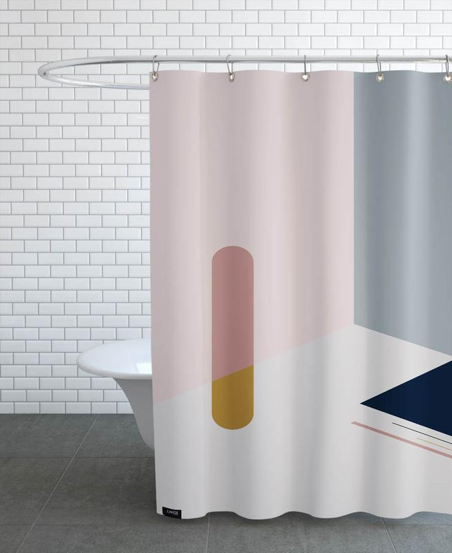 Separated 1 -Duschvorhang