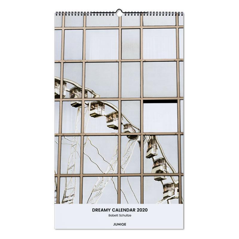 Dreamy Calendar 2020 - Babett Schultze -Wandkalender