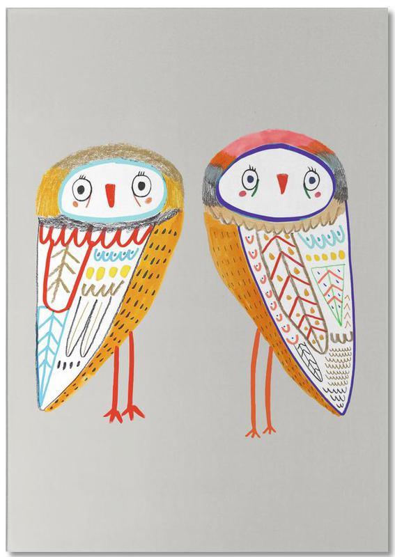 2 Owls Notepad