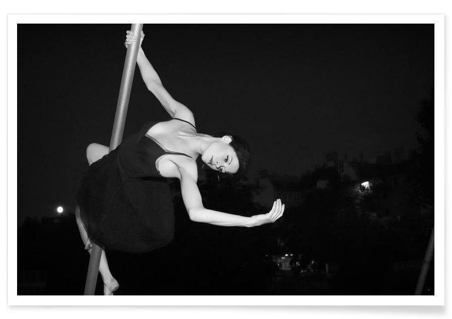 Moonlight ballet poster