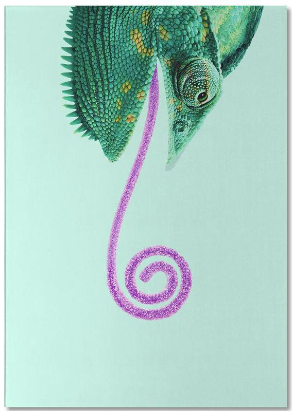 Candy Chameleon -Notizblock