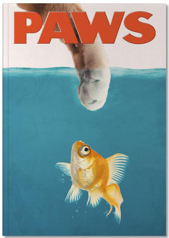 Paws Notebook