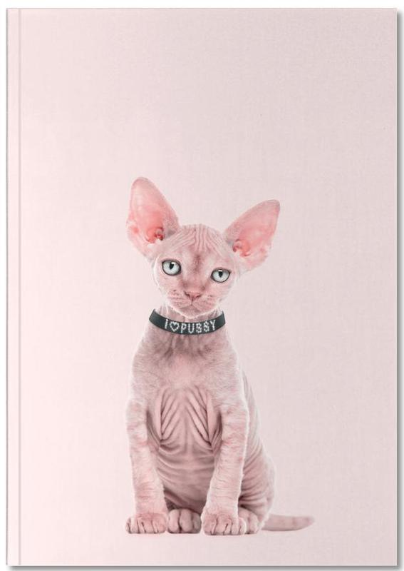 All Cats Are Beautiful Notebook