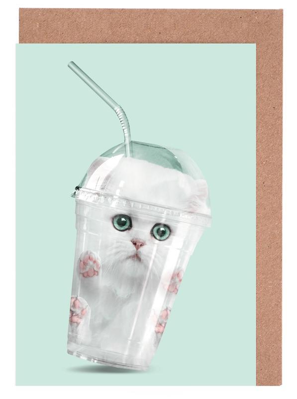 Catshake Greeting Card Set