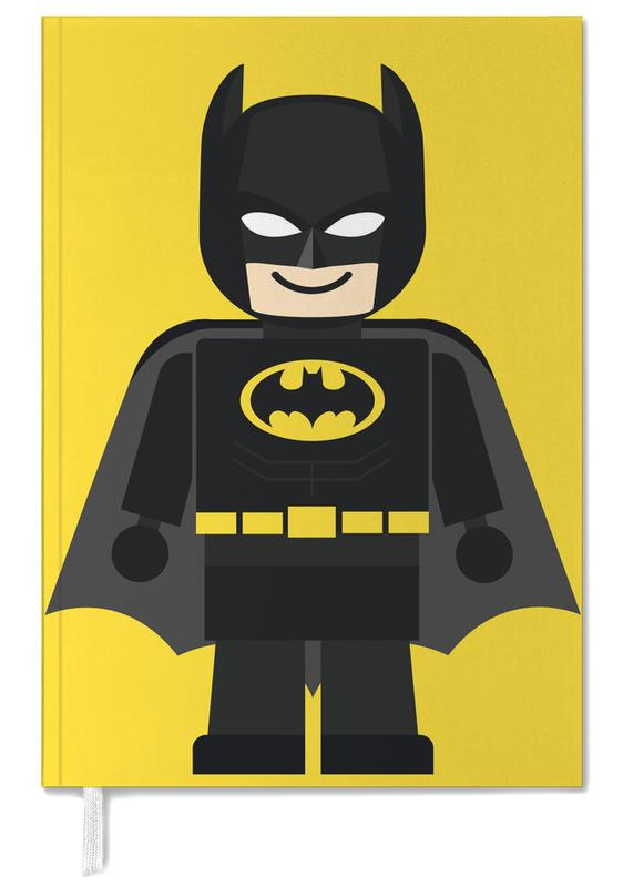 Batman Toy Personal Planner