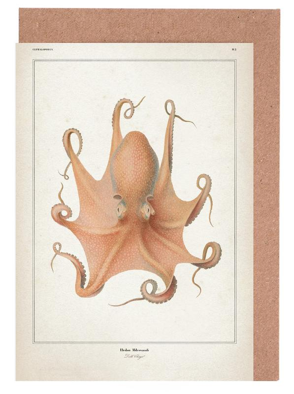 Eledon Aldrovandi - Vérany Greeting Card Set