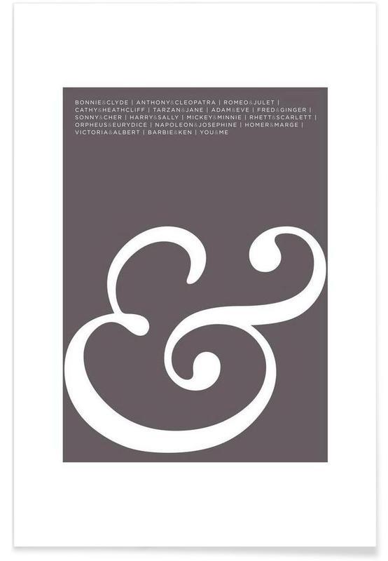 Ampersand -Poster