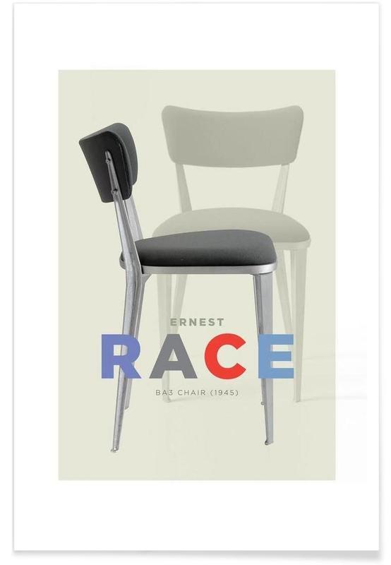 Ernst Race Poster