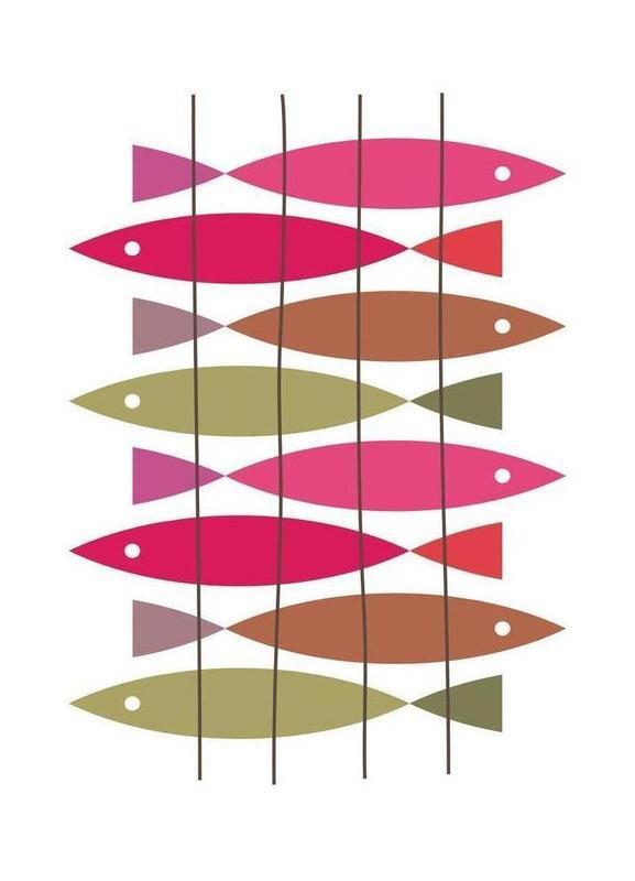 Fish 1 Canvas Print
