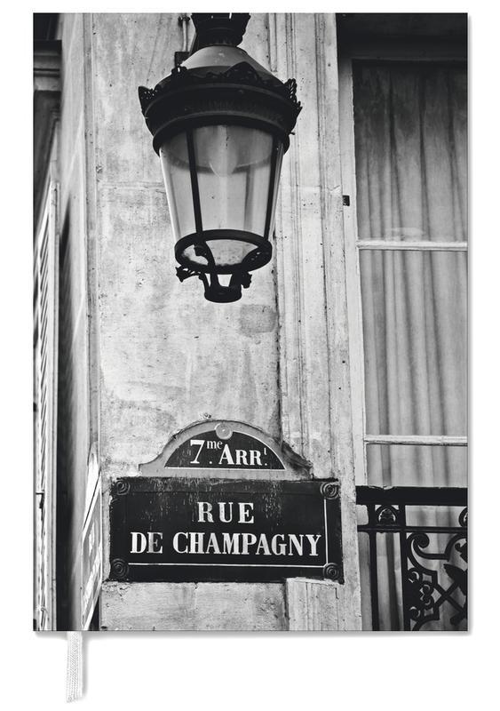Rue de Champagny -Terminplaner