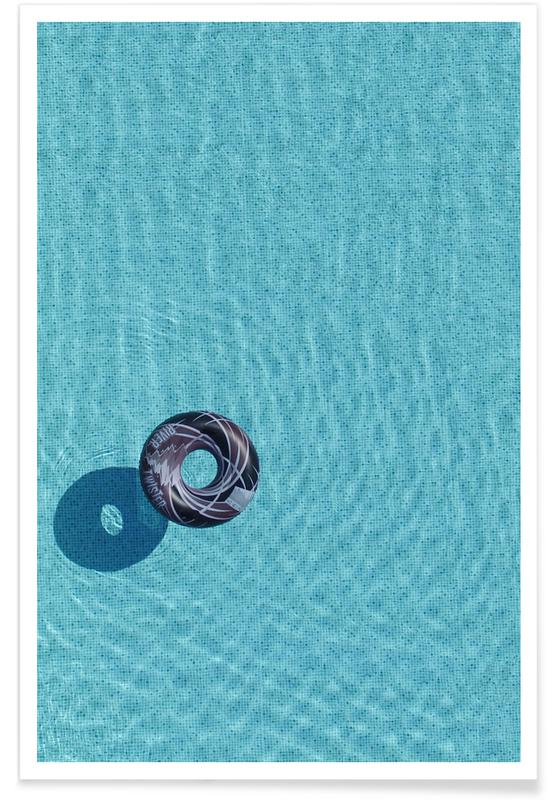 Cool Pool Poster