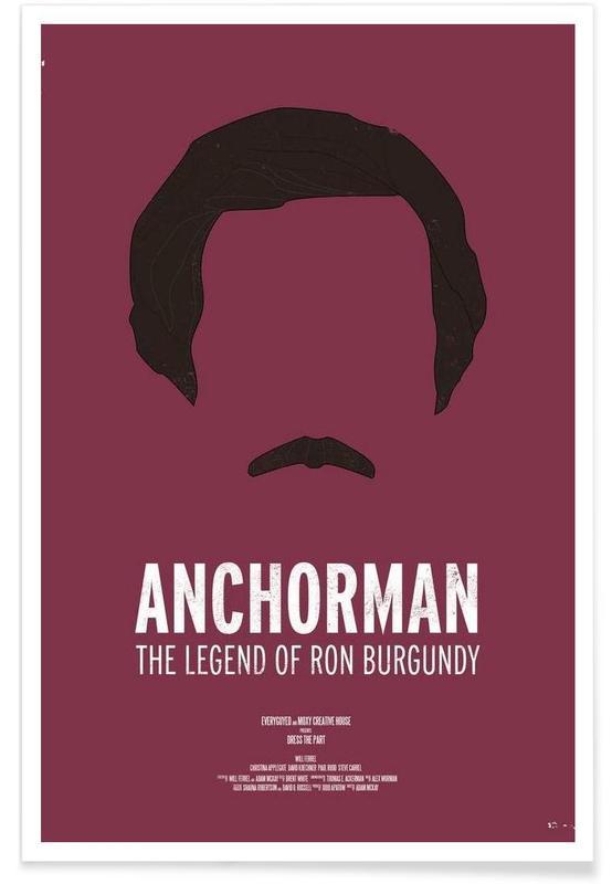 Anchorman - film poster