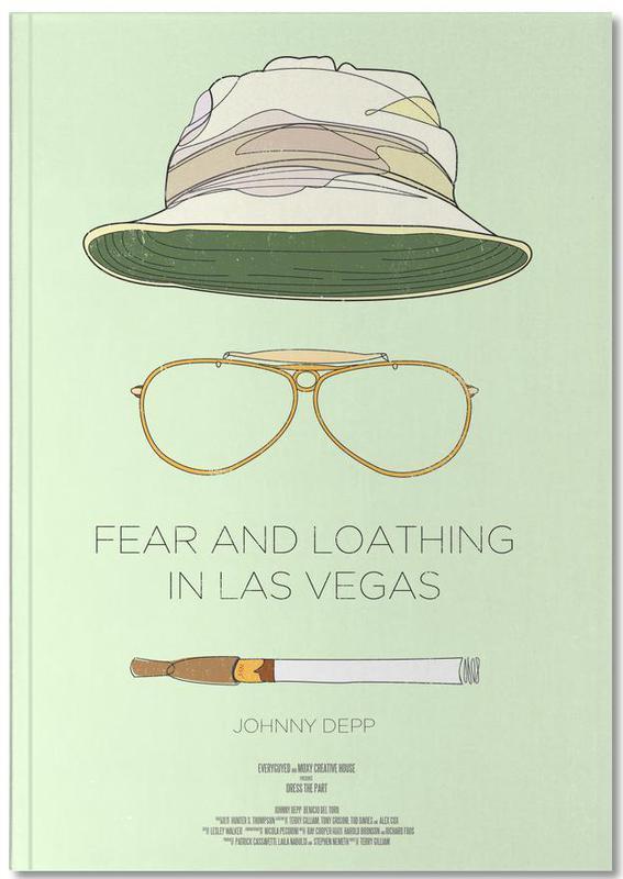 Fear and Loathing in Las Vegas Notebook