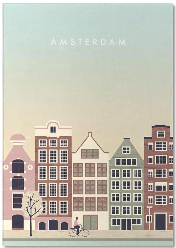 Amsterdam bloc-notes