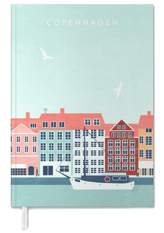 Kopenhagen -Terminplaner