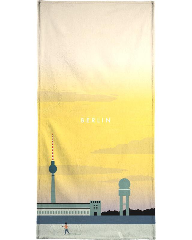 Berlin Icons -Handtuch