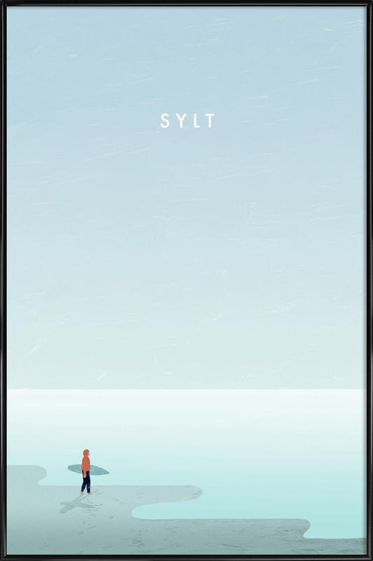 Sylt Framed Poster