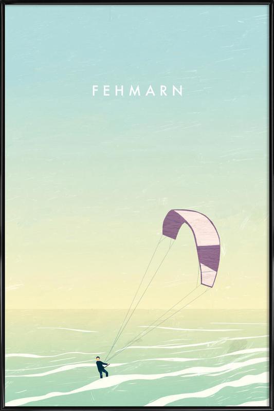 Fehmarn Framed Poster
