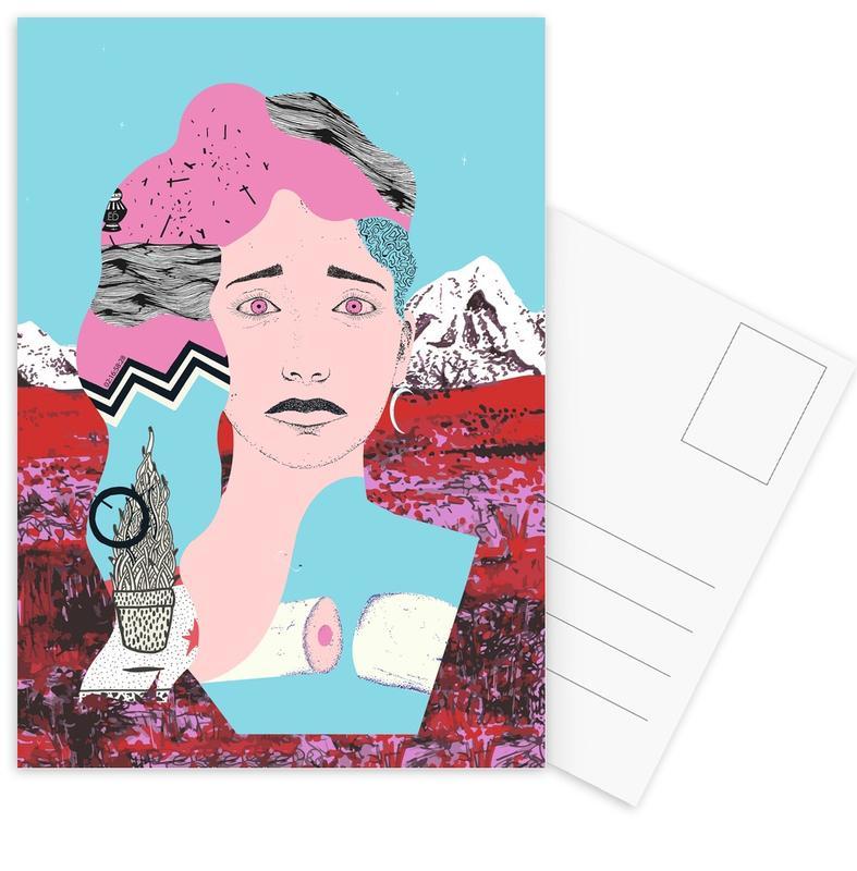 I've Seen the Future cartes postales