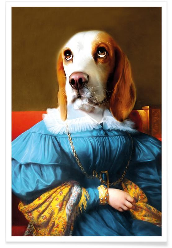 Elfie Poster