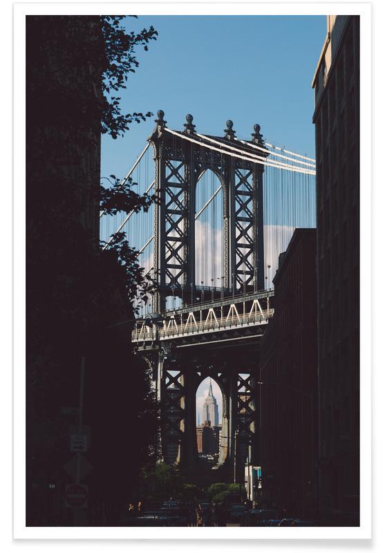Bridge in Shadow -Poster
