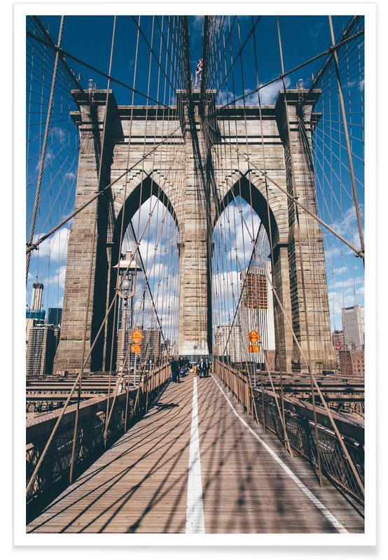 Crossing the Bridge affiche