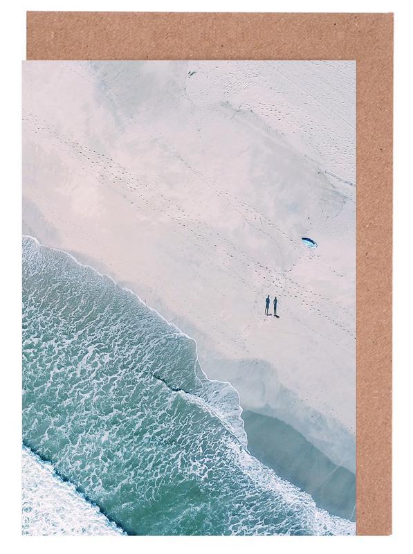 Dudes Surfing by @bavariansnaps -Grußkarten-Set