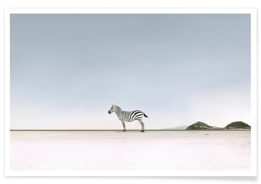 Lost in the Landscape by @ledart -Poster