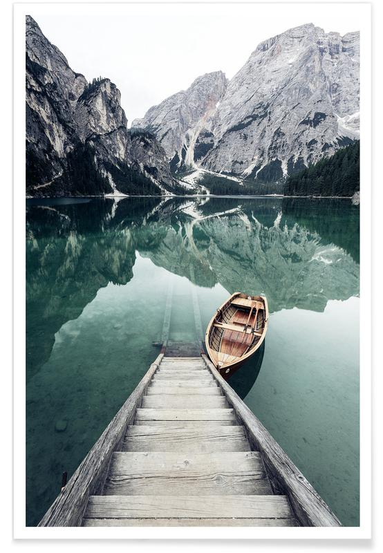 Calm Waters by @rwam póster