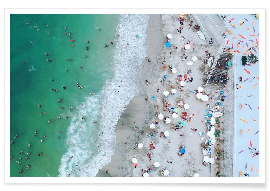 Punta Hermosa by @Kateclarkeph poster