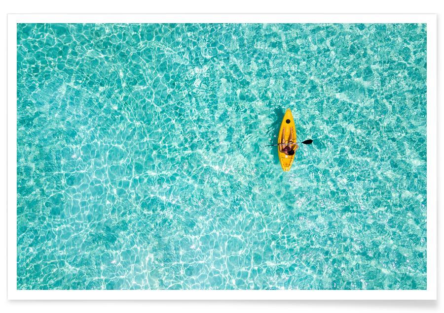 Paddle by @moofushi affiche
