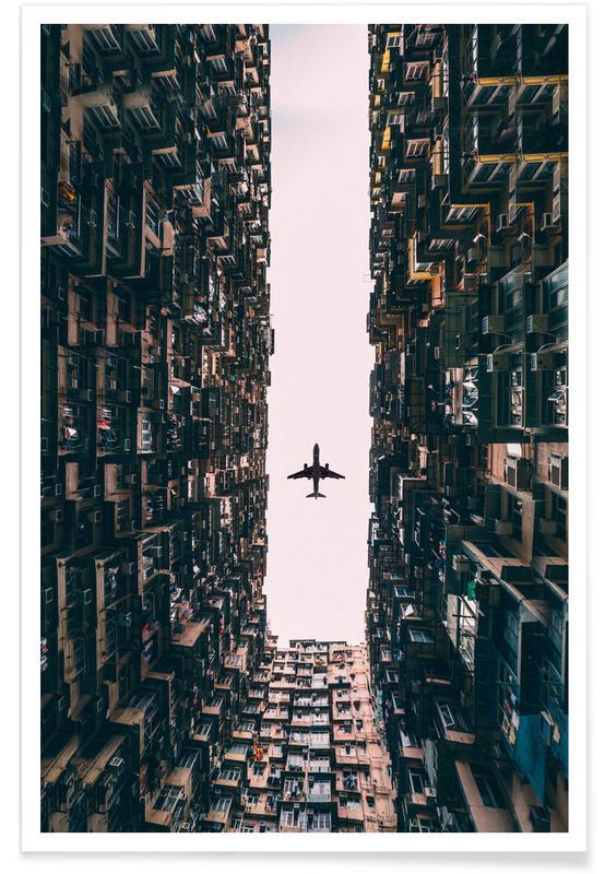 Watch It Soar by Kevin Cho Plakat