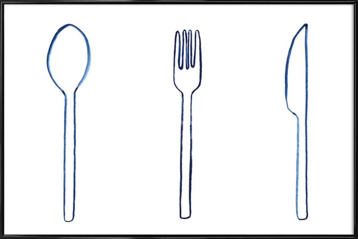 Kitchen Objects Vol.1 affiche encadrée