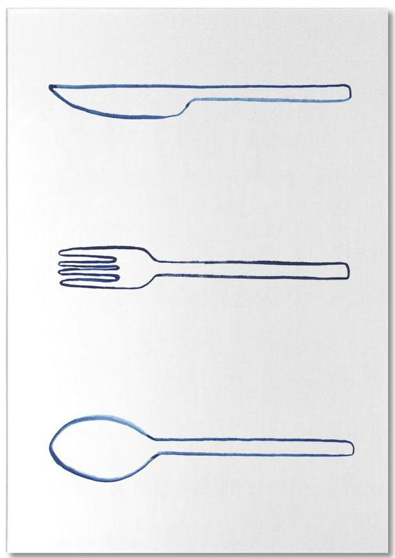 Kitchen Objects Vol.1 Notepad