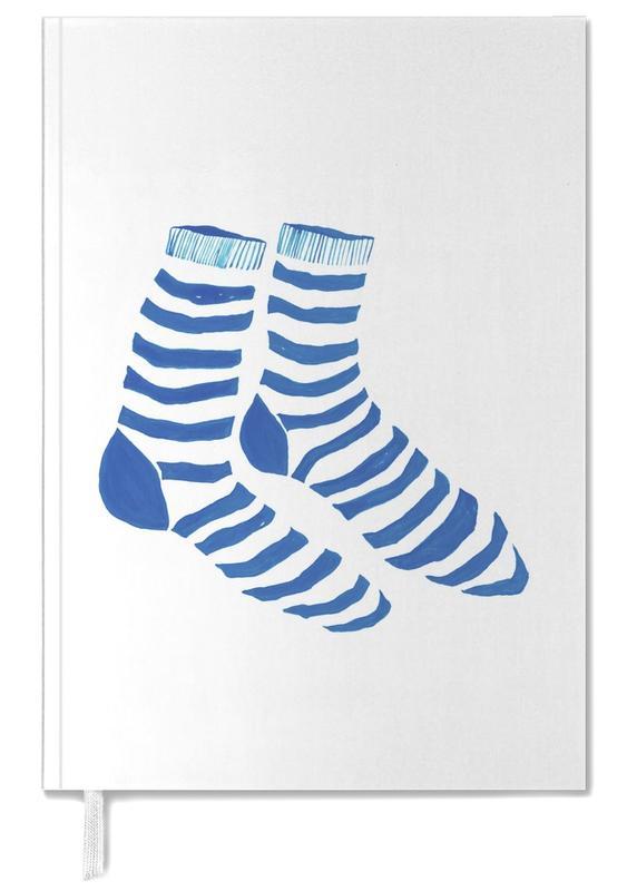 Striped Socks Personal Planner