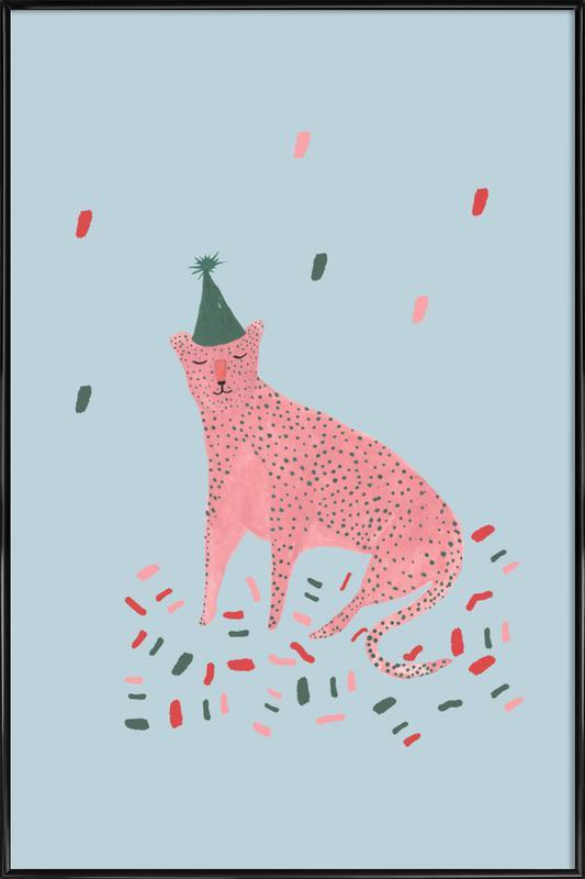 Party Animal Vol.1 affiche encadrée
