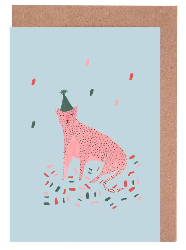 Party Animal Vol.1 Greeting Card Set