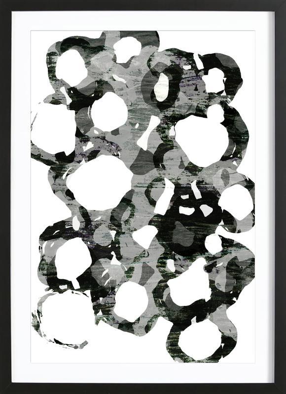 Paper Study I Framed Print