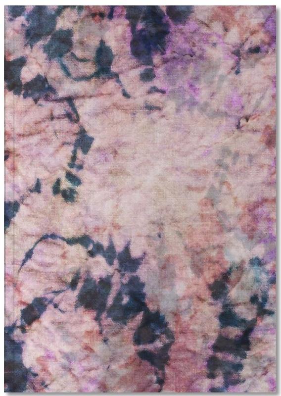 Textile Study Rosé Notebook